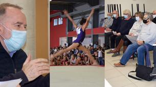 Gymnastique - Le club de Femina rejoint l'USM Montargis omnisports