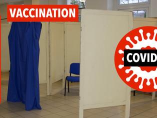 1260 vaccinations par semaine prévues au centre de vaccination Carnot