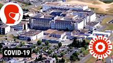 Au CHAM, 16 patients en réanimation (+6) et 53 patients covid hospitalisés (+5), et 5 décès