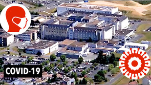 Au CHAM, 10 patients en réanimation (+3) et 48 patients covid hospitalisés (+5)