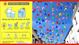 Montargis - Information canicule