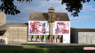 Châtillon-Coligny - Samedi 11 septembre, la fête à la fresque !