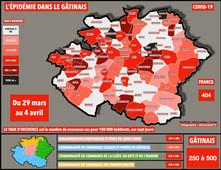 """Covid-19, la situation dans le Gâtinais au début du confinement """"acte 3"""""""