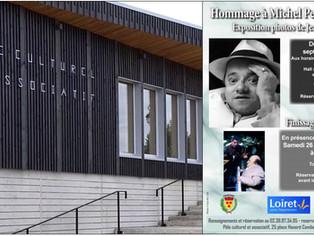 Du 15 au 26 septembre à Courtenay, exposition «Hommage à Michel PETRUCCIANI»
