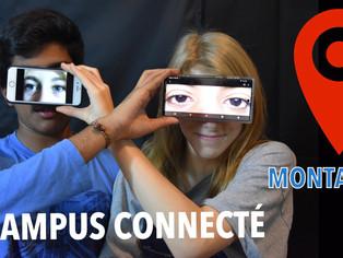 """Lycéens en terminale, futurs étudiants, pensez au """"Campus Connecté de l'Agglomération Montargoise"""""""
