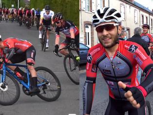 """Cyclisme - Après le tour du Loiret, C.Batista : """"ça sera le plus beau souvenir de ma carrière..."""""""