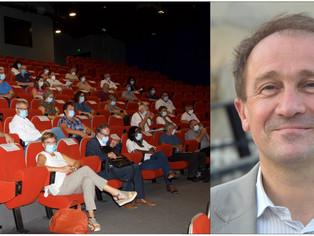 Philippe Moreau élu nouveau président du syndicat mixte de gestion du CFA EST-LOIRET