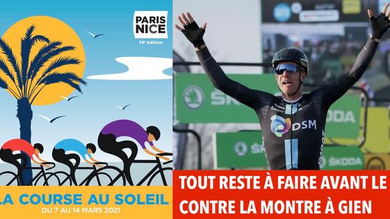 Paris-Nice : Cees Bol remporte l'étape au sprint à Amilly