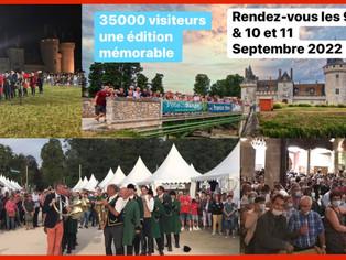 Carton plein pour la fête de la Sange avec 35000 visiteurs (record battu)