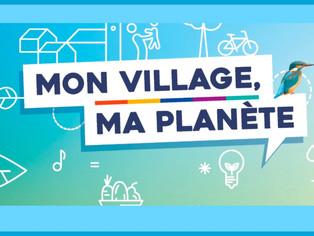 """Château-Renard - Vendredi 17 et samedi 18 septembre, """"Mon village, ma planète"""""""