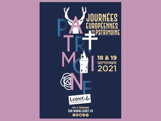Les châteaux et musées du Loiret vous accueillent lors des Journées du Patrimoine
