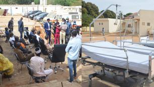 L'association Caridad du Gâtinais au chevet de la population de Thiès (Sénégal)