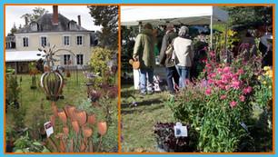 Nogent-sur-Vernisson - Les 2 et 3 octobre, la Fête des plantes, le rendez-vous de l'automne