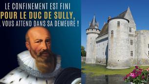 """Sully-sur-Loire - Exposition exceptionnelle """"Robert Doisneau, la Loire"""", au château"""