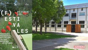"""Amilly - Le centre d'art contemporain Les tanneries fait ses """"(F)ESTIVALES"""" les 26 et 27 juin"""