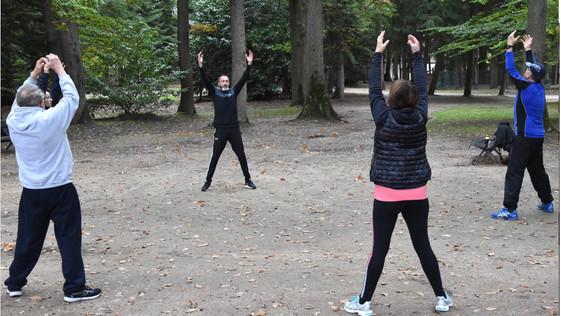 Sport santé sur l'Agglo : ils bougent pour leur bien être !