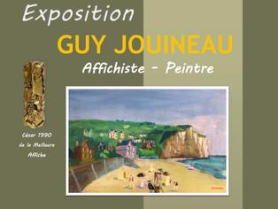 Gien - Exposition de Guy Jouanneau : 70 ans d'affiches de cinéma (mais pas que...)