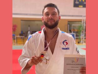 Ju-jitsu – L'Amillois Maxime Courillon vice-champion d'Europe, en Allemagne…