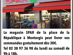 SPAR Montargis