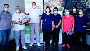 Loiret - Le prix de la 2ème édition du «Challenge Approlocal» remis au collège de Sully-sur-Loire