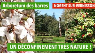 Le joli mois de mai de l'arboretum des barres à Nogent-sur-Vernisson