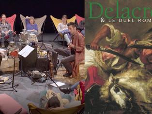 Montargis - Musée Girodet, week-end d'ouverture de l'exposition « Delacroix et le duel romantique »