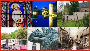 Montargis - Découvrez en famille un parcours culturel et sportif durant les journées du patrimoine