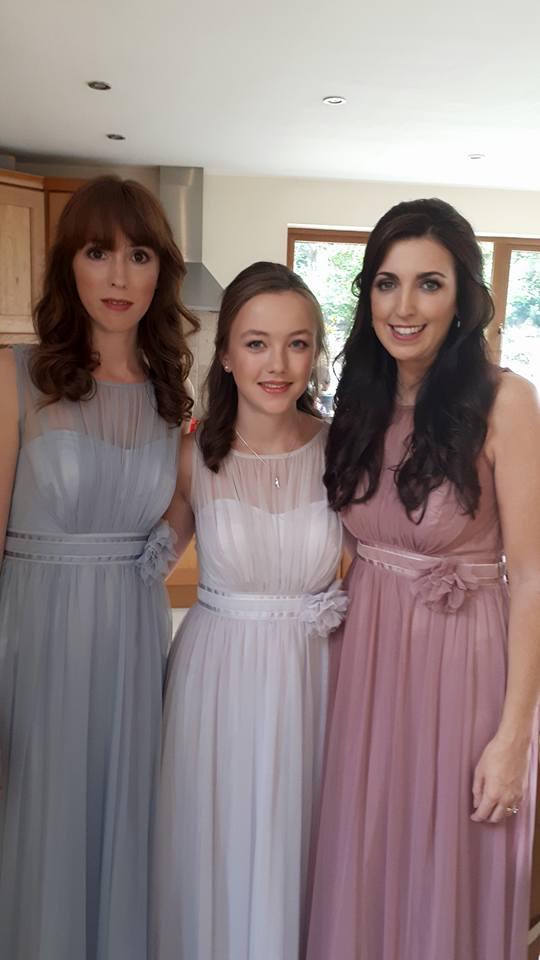 pastell bridesmaids 2017