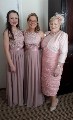 Denise's Bridal Party