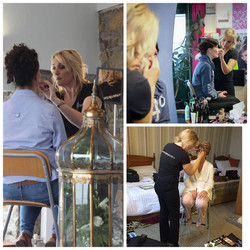 The Makeup Genie in action