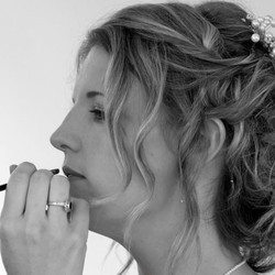 The beautiful Mary, I do bridal makeups and all event makeup_Contact the Makeup Genie 0874696520