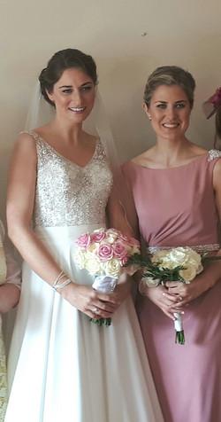 Siobhans wedding day