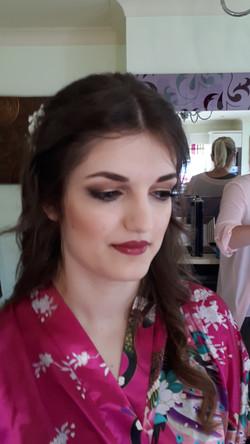 winged eye makeup