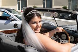 Marian's wedding day 2018