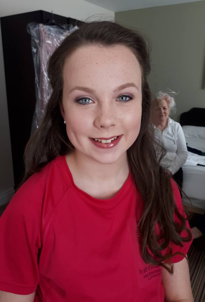 Junior Bridesmaid Makeup