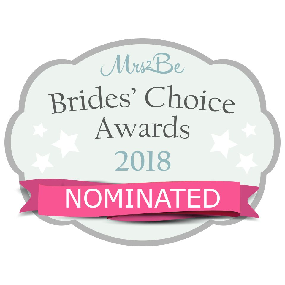 Mrs2Be Brides Choice Award Nominee
