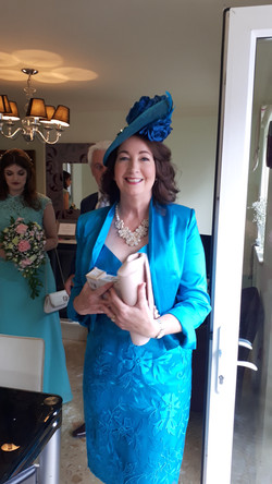 Gorgeous Mother of the Bride