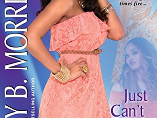 Just Can't Let Go By Mary B Morrison