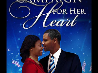 CAMPAIGN FOR HER HEART-Decades: A Journey of African-American Romance 2010's Patricia Sargeant