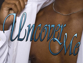 Uncover Me By Wayne Jordan