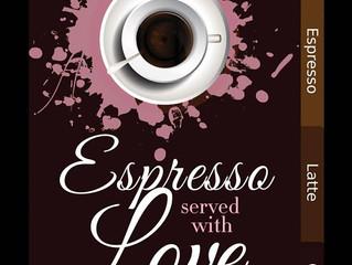 ESPRESSO SERVED WITH LOVE (Java City Book 1) Sharon Blount