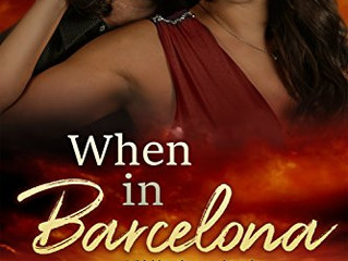 When in Barcelona by Avery Aston