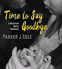 TIME TO SAY GOODBYE By Parker J Cole