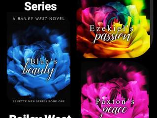 The Bluette Men by Bailey West
