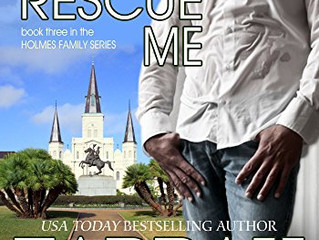 Rescue Me (The Holmes Brothers - Book 3)
