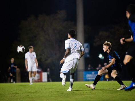 ODU Men's Soccer falls to No. 6 Kentucky