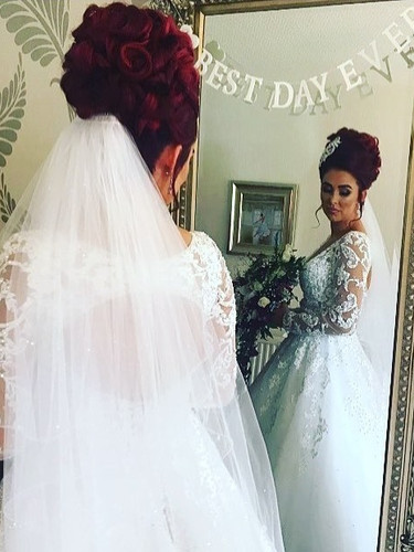My_beautiful_bride_❤️_always_a_pleasure_