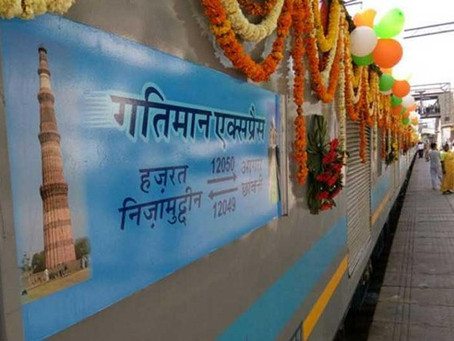Railways in Post-COVID India: Opportunities and Limitations