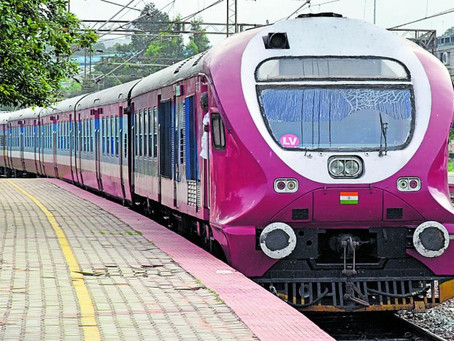 Tackling Urban Chaos: Suburban Railways now a Growing Necessity?