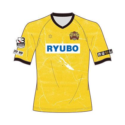 FC 琉球 2017 Uniform - AWAY GK
